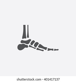 Foot icon.