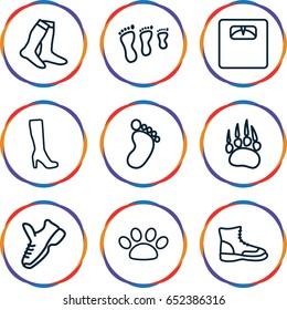 Trainer Footprint Images Stock Photos Vectors Shutterstock
