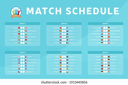 Europe Football 2020 High Res Stock Images Shutterstock