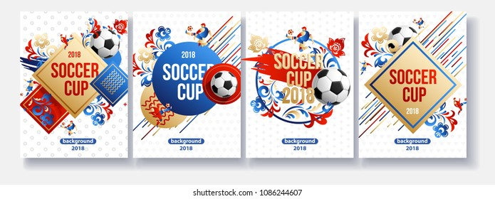 football background eps 10 place for text brochure