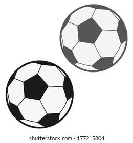 FOOTBALL BALL illustration vector