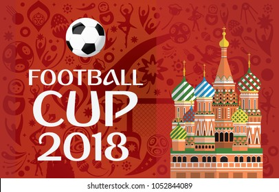 Football Cup Background