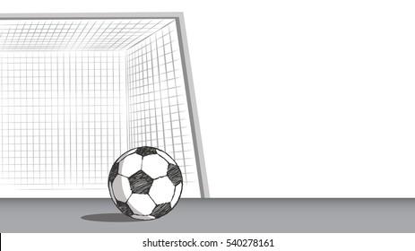 Unduh 40 Background Animasi Futsal HD Terbaik