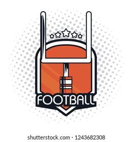 football goalpost icon