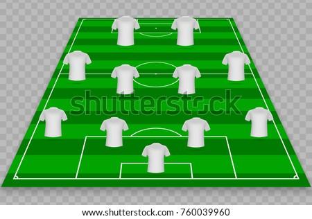 |Football Lineup