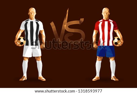 Football Juventus vs Atletico