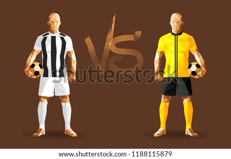 Football Juventus vs Young
