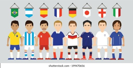 Football Nations Team