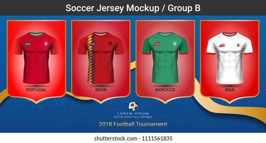 pretty nice 56e5c 5435c Morocco Jersey Images, Stock Photos & Vectors | Shutterstock