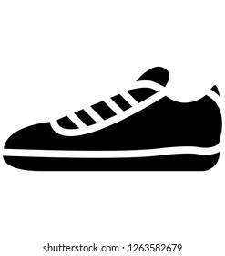 Football sneaker, running shoes Vector that can be easily modified or edit