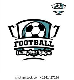 Football Tropy Logo