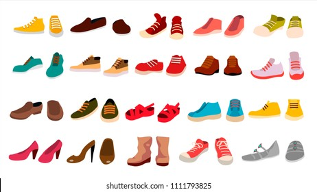 Cartoon Shoes Images, Stock Photos \u0026 Vectors