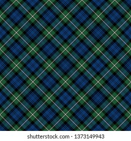 Forbes Ancient Tartan. Tartan imitation for prints on fabric and clothing, interior decoration, Scottish-style websites. Seamless pattern.