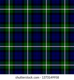 Forbes Modern Tartan. Tartan imitation for prints on fabric and clothing, interior decoration, Scottish-style websites. Seamless pattern.