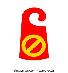 forbidden sign icon