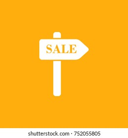 Fore Sale vector Icon