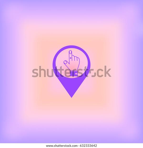 forefinger icon