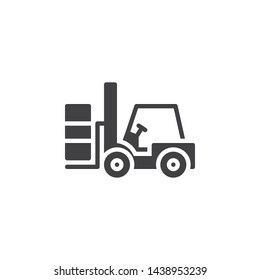 Forklift Logo Images, Stock Photos & Vectors | Shutterstock