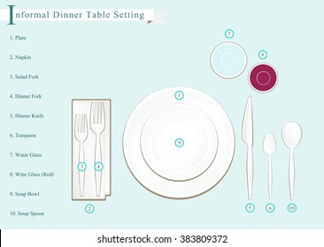 500 Formal Table Setting Pictures Royalty Free Images Stock