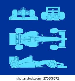 formula car design