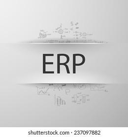 formula concept: Enterprise Resource Planning