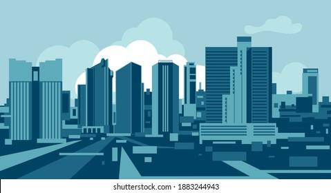 Fort Worth Texas USA skyline