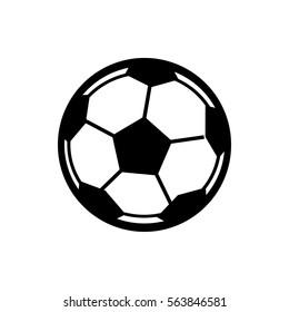 fotball icon illustration isolated vector sign symbol