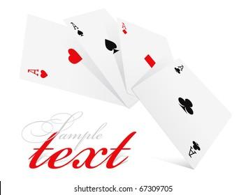 Poker Hand Draw Images, Stock Photos & Vectors | Shutterstock