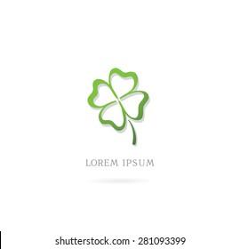 four clover leaf logo