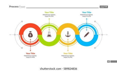 Four Elements Cycle Slide Template