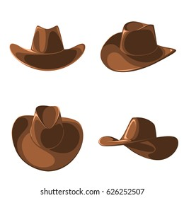 The four hats. different camera angles.