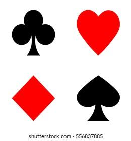 Four-color deck signs