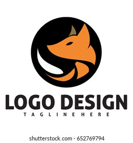 Fox Mascot Logo Images, Stock Photos & Vectors | Shutterstock