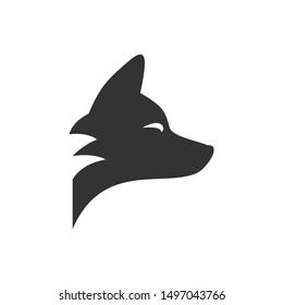 Fox Logo. Symbol. Icon Vector Eps 10.