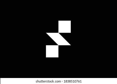 FP letter logo design on luxury background. PF monogram initials letter logo concept. FP icon design. PF elegant and Professional letter icon design on black background. F P PF FP