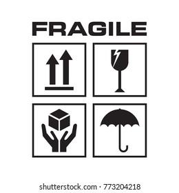 Fragile Item Icon