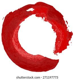 Frame circle icon