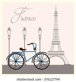 Фотообои France culture design