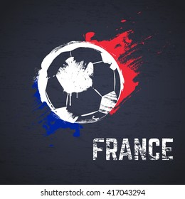 France football background