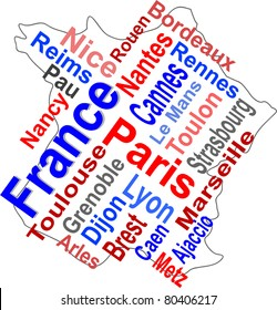 french words stock illustrations images vectors shutterstock rh shutterstock com French Flag Clip Art french words clipart