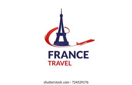 France Travel Logo