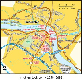 Fredericton New Brunswick Images Stock Photos Vectors Shutterstock