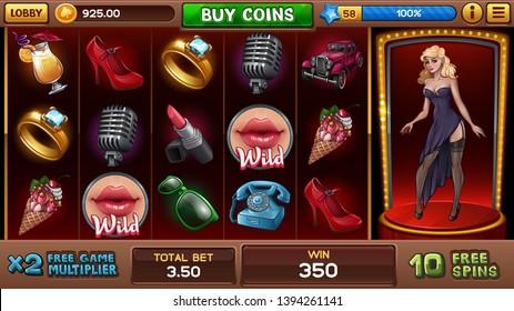 casino aix Slot Machine
