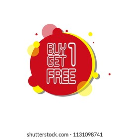 free label special offer icon isolated sticker badge logo design elements vector illustration