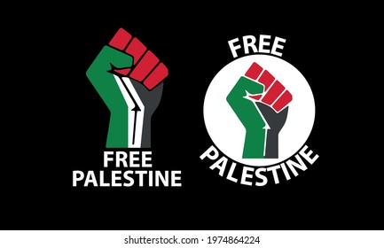Free Palestine Gaza Freedom - Palestine Vector and Clip Art