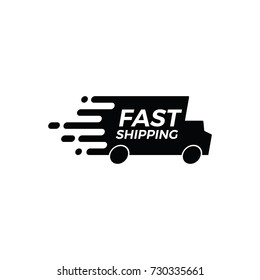 free shipping icon vector. shipping logo. Web line icon. Delivery, truck. Delivery Related Vector Line Icons. Editable Stroke.