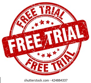 free trial. stamp