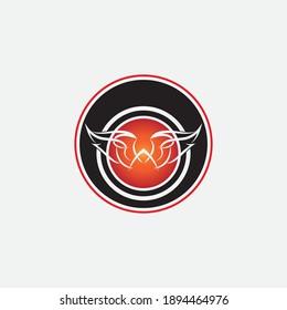 free tribal art vector illustration icon logo template