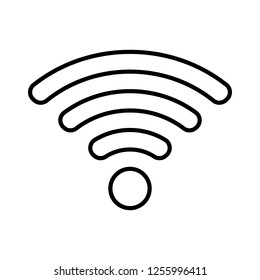 wifi signal icon transparent vector stock vector royalty free Fixxx WI free wi fi isolated logo wireless