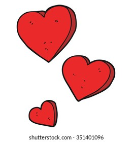 cartoon hearts images stock photos vectors shutterstock rh shutterstock com cartoon pictures of queen of hearts cartoon pictures of broken hearts